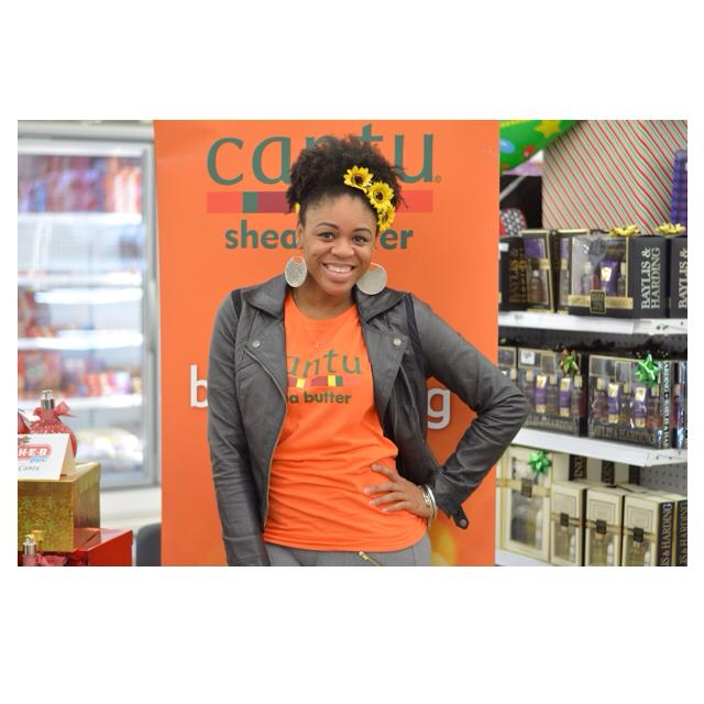 Media/Photographer for Cantu Shea Butter