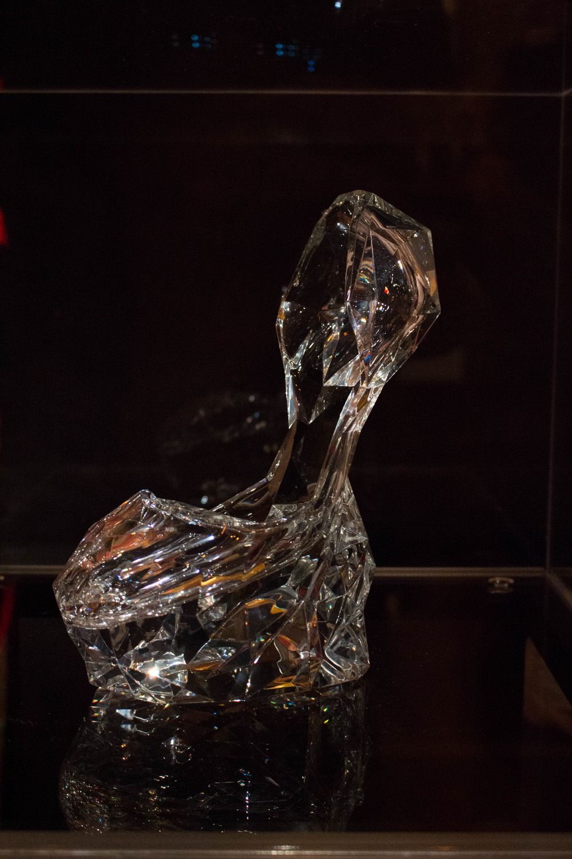 Cinderellaglass slipper - Noritaka Tatehana, 2014