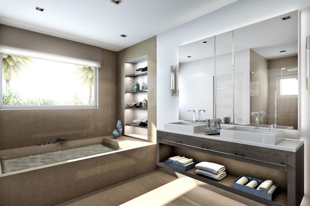 Neovita Doral Bathroom View