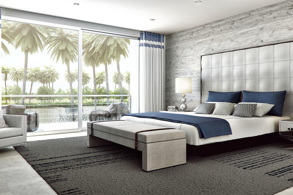 Neovita Doral Bedroom View