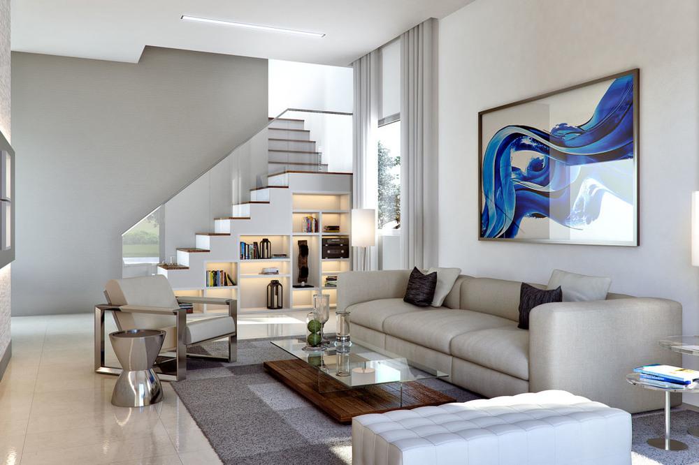 Neovita Doral Living Room