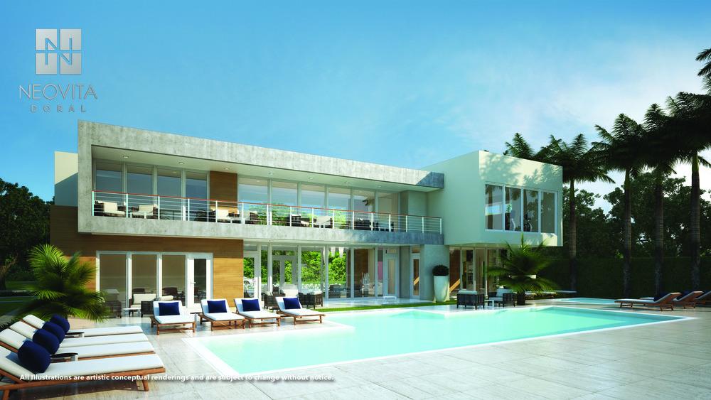 Neovita Doral South Club House