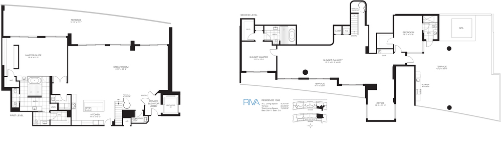 Riva Ft.Lauderdale Penthouse Residence 1508