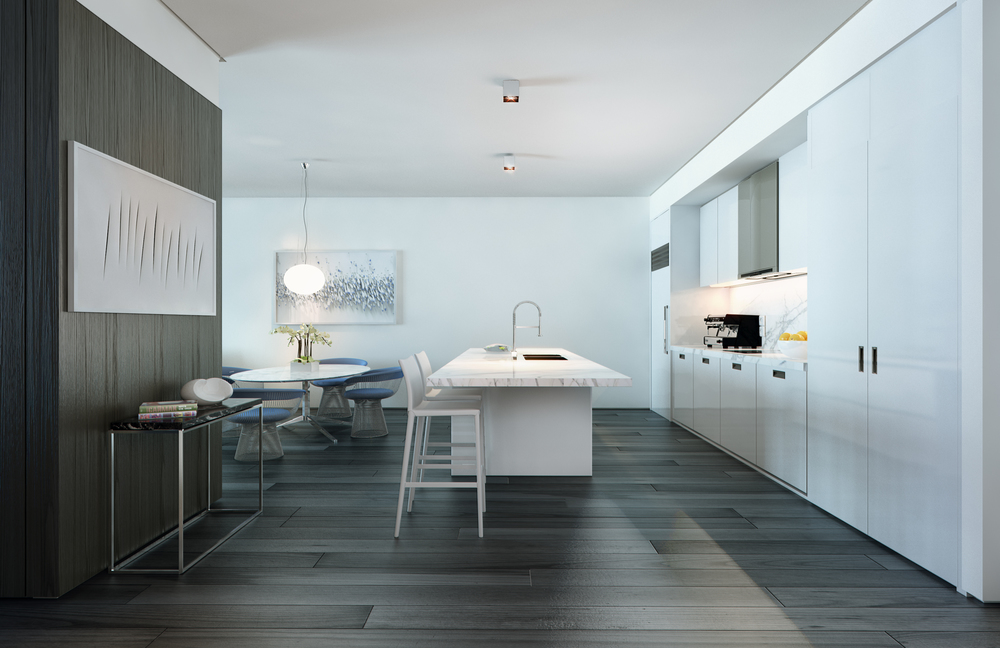 Gale Residences Ft.Lauderdale Kitchen