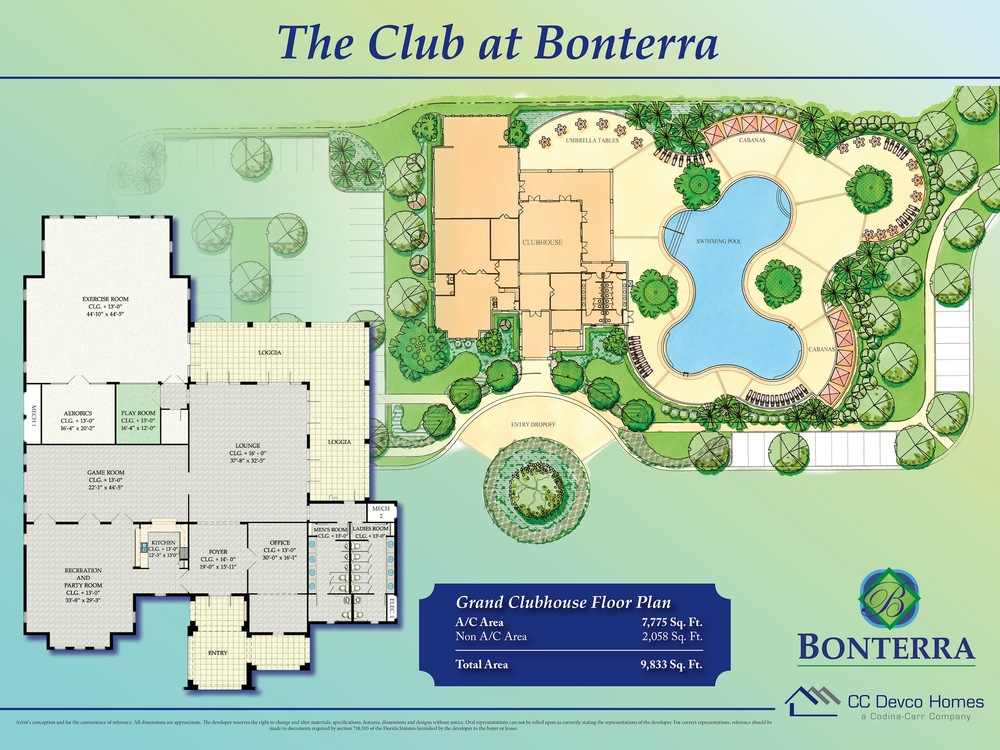 Bonterra Clubhouse