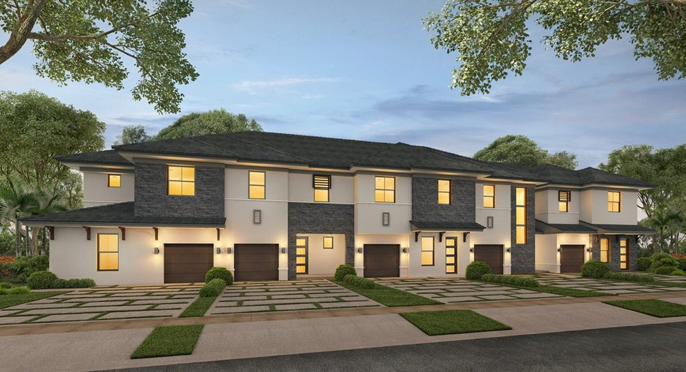 Satori TAO Townhomes Collection