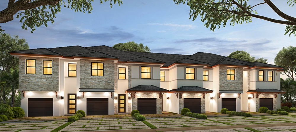 Satori LOTUS Townhomes Collection