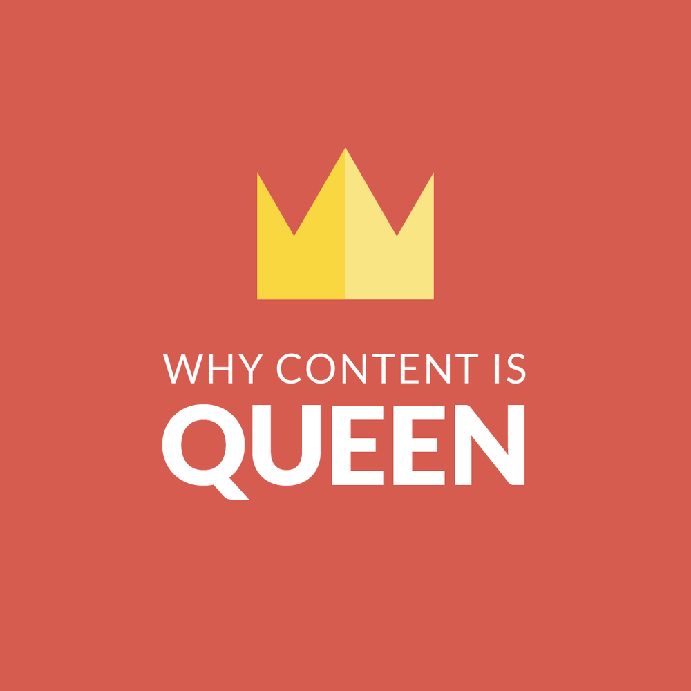 Why content is Queen