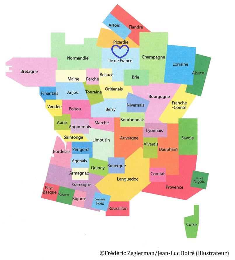 Spécialité d'Ile de France et Picardie