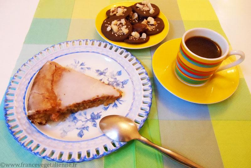 Gâteau nantais (vegan)
