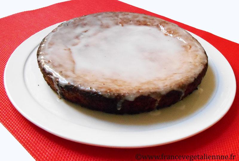 Gâteau nantais (végétalien)