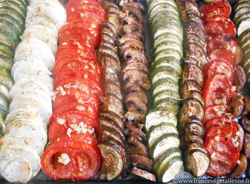 Tian aux légumes (naturellement vegan)