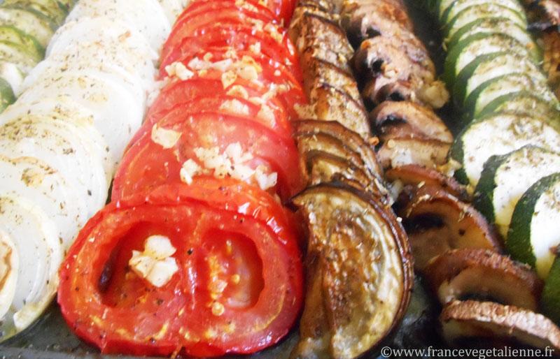 Tian aux légumes (recette végé)