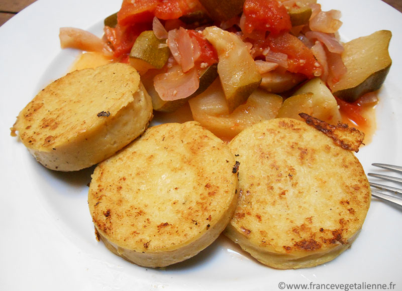 Panisse (recette vegan)