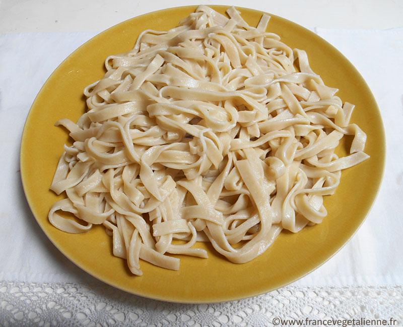 Pâtes alsaciennes (sans œuf)