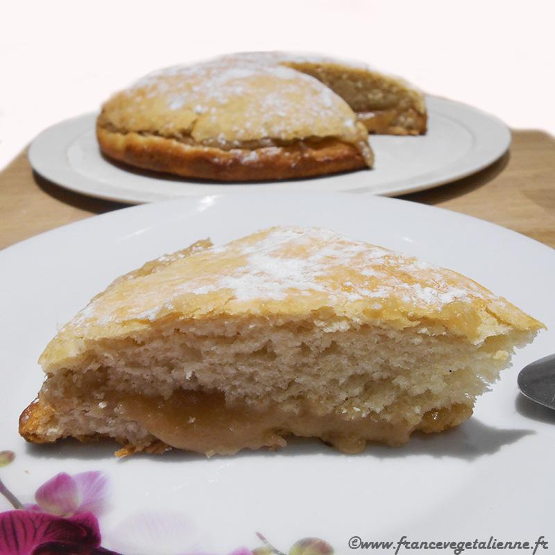 Galette flamande (recette végane)