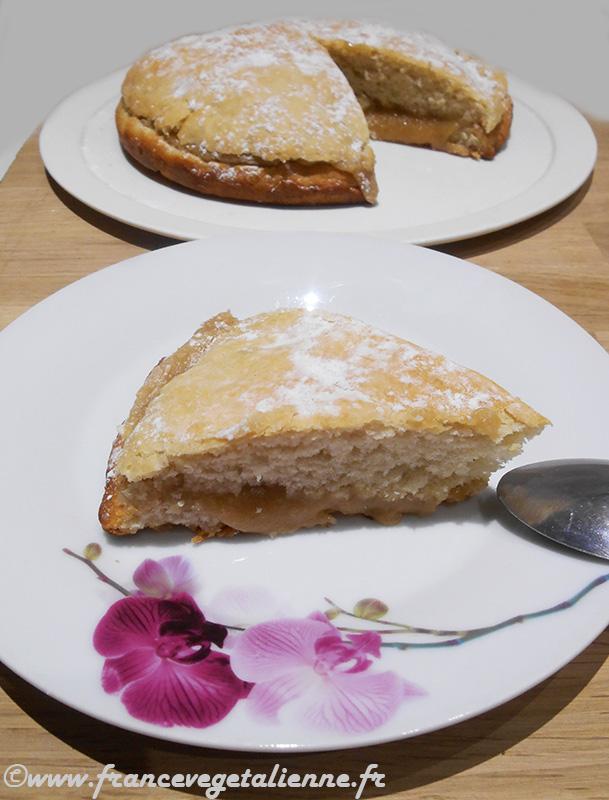 Galette beurrée (vegan)