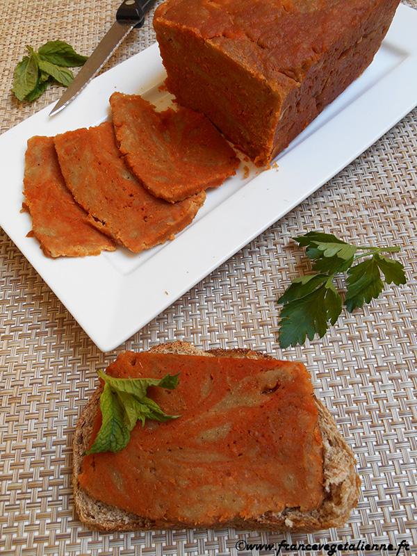 Jambon de seitan (recette végane)