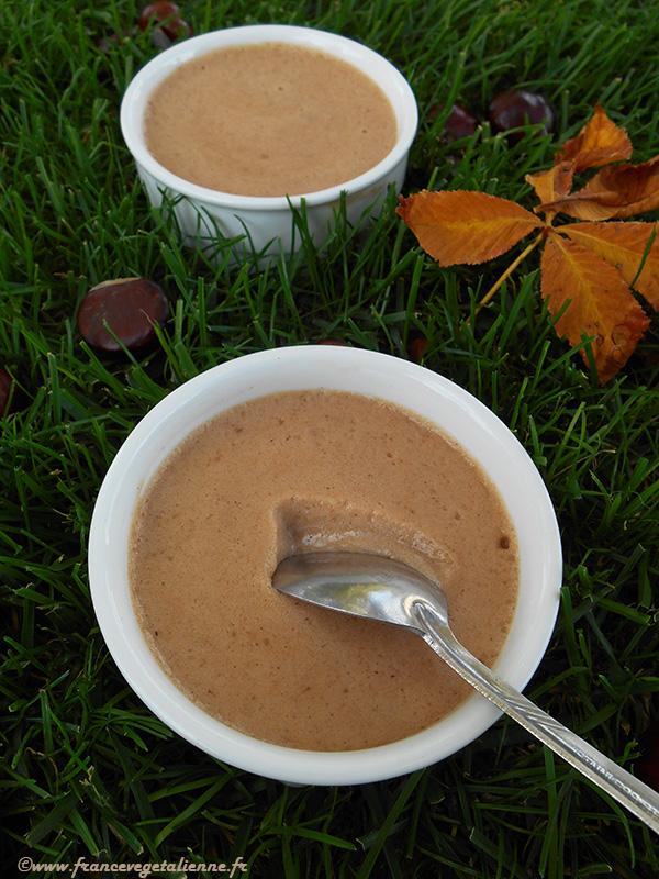 """Mousse à la crème de marron façon """"MaronSui's"""""""