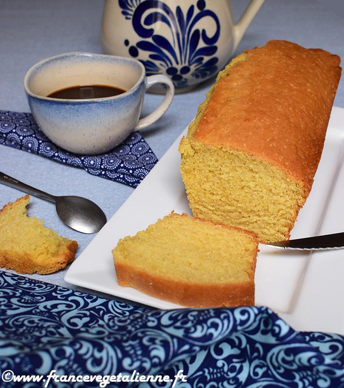 Gâteau de santé ou Gesundheitskuchen (recette végane)