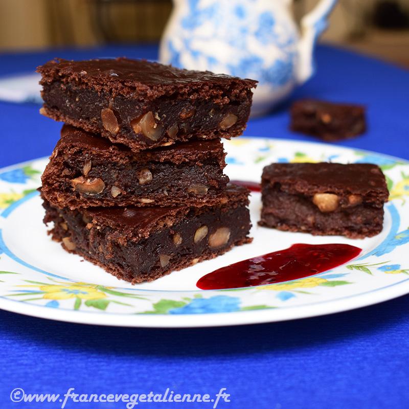 Brownies (recette végane)
