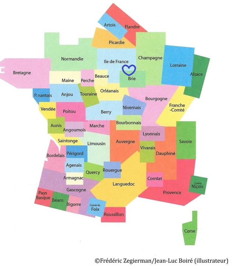Spécialité de Brie et d'Ile-de-France