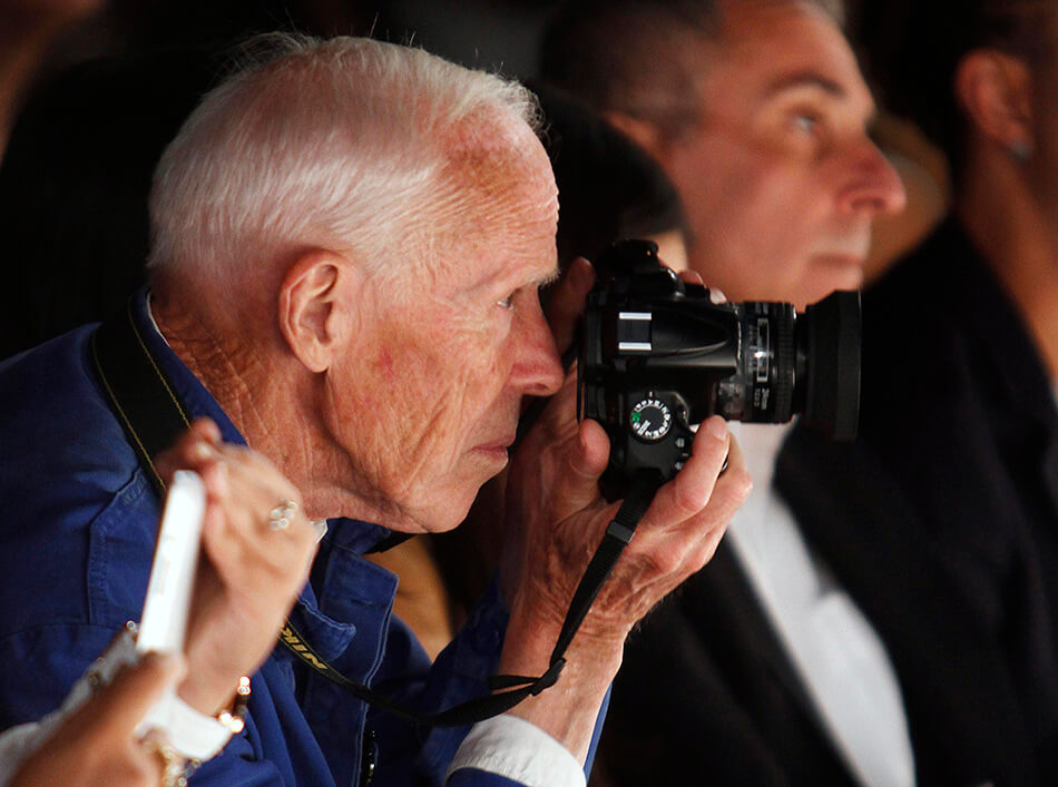 BILL CUNNINGHAM, NEW YORK Design / Motion