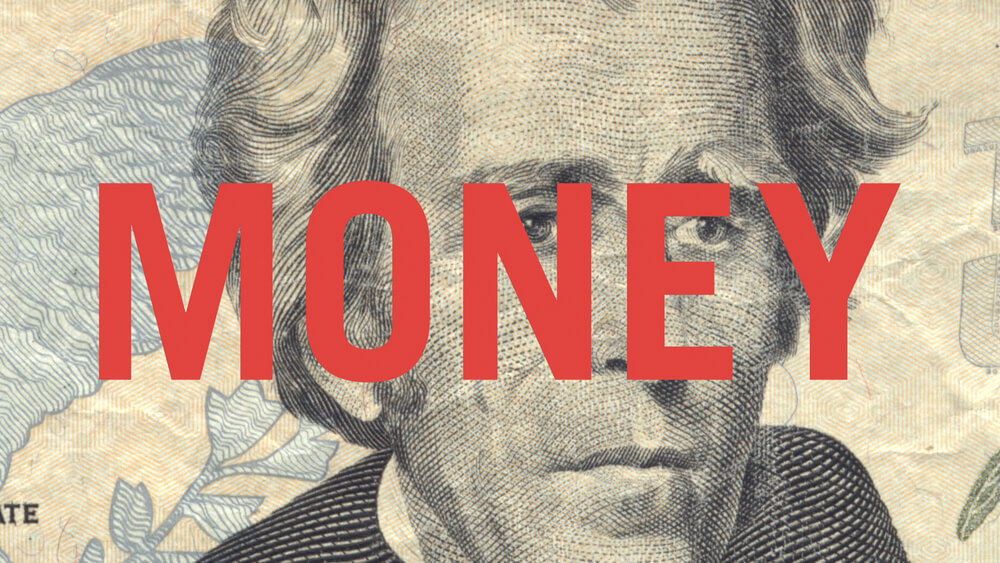 THAT FILM ABOUT MONEY Design / Motion