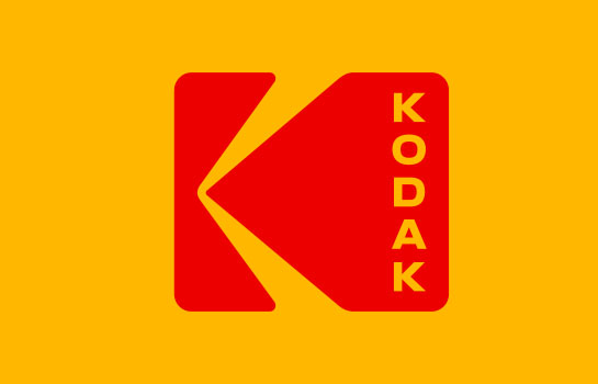 KODAK Logo / Branding / Visual Strategy / Packaging