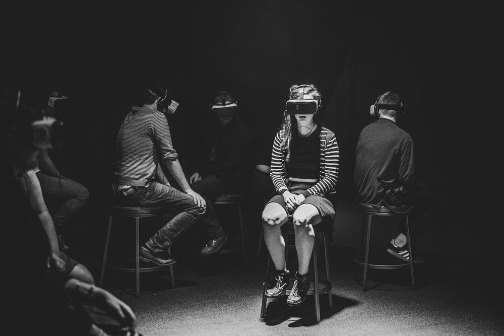 Björk Digital vr experience, 2016