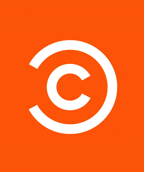 COMEDY CENTRAL BRANDING   Branding / Strategy / Design / Motion / Editorial