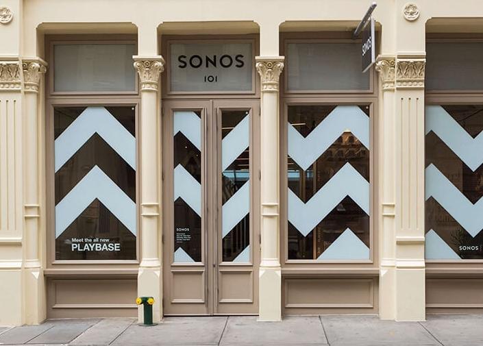 Work-Order Sonos Gorillaz