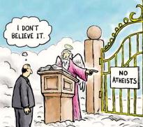 Atheist A