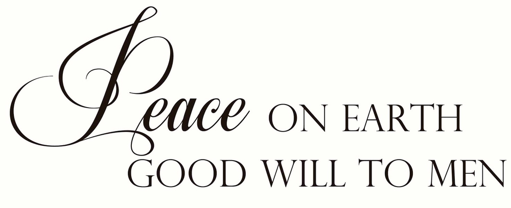 PeaceOnEarthPrintable