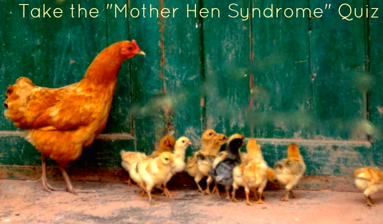 mother hen syndrome borderline personality disorder boundaries