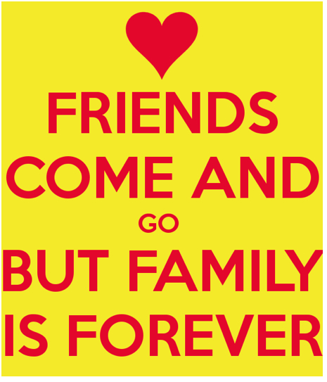 Family Forever Choose Wisely