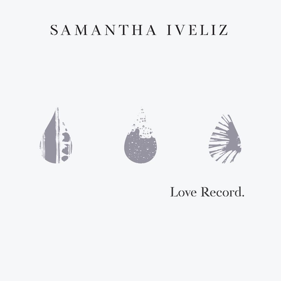 Samantha Iveliz - Love Record