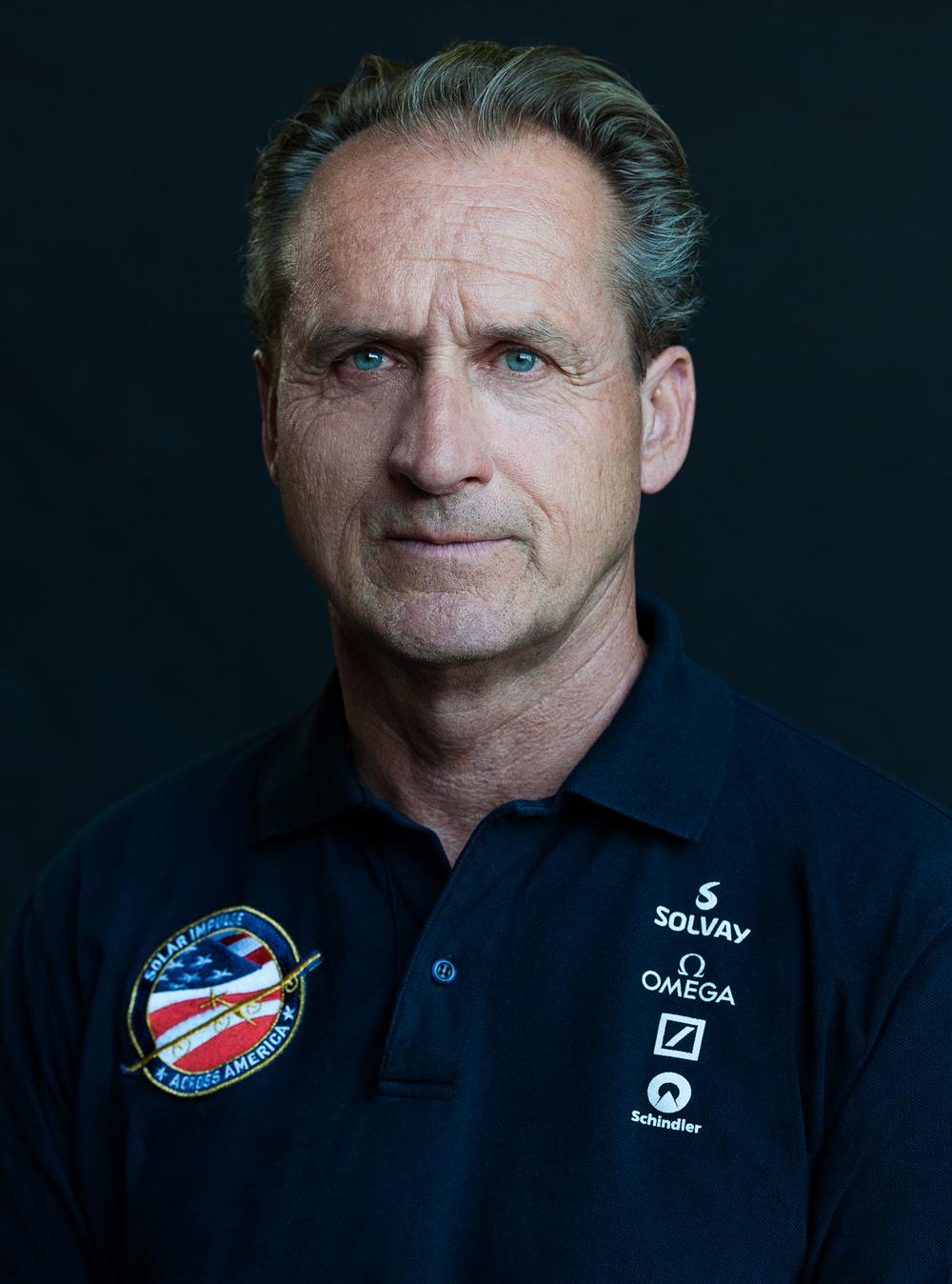 André Borschberg, Solar Impulse