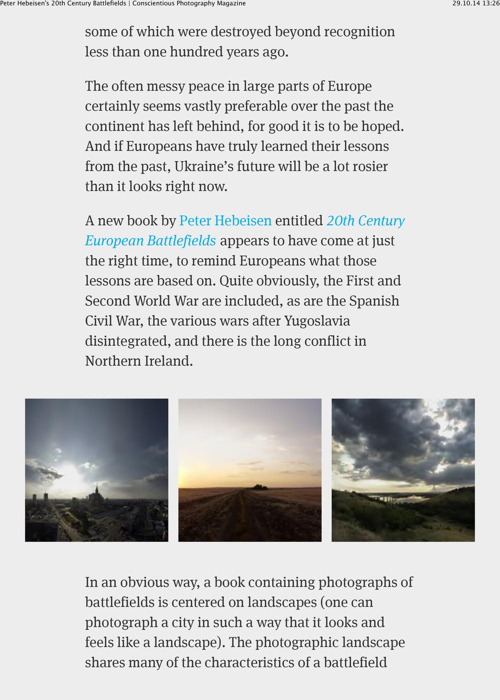 Peter Hebeisen's 20th Century Battlefields | Conscientious Photography Magazine-3 Kopie.jpg