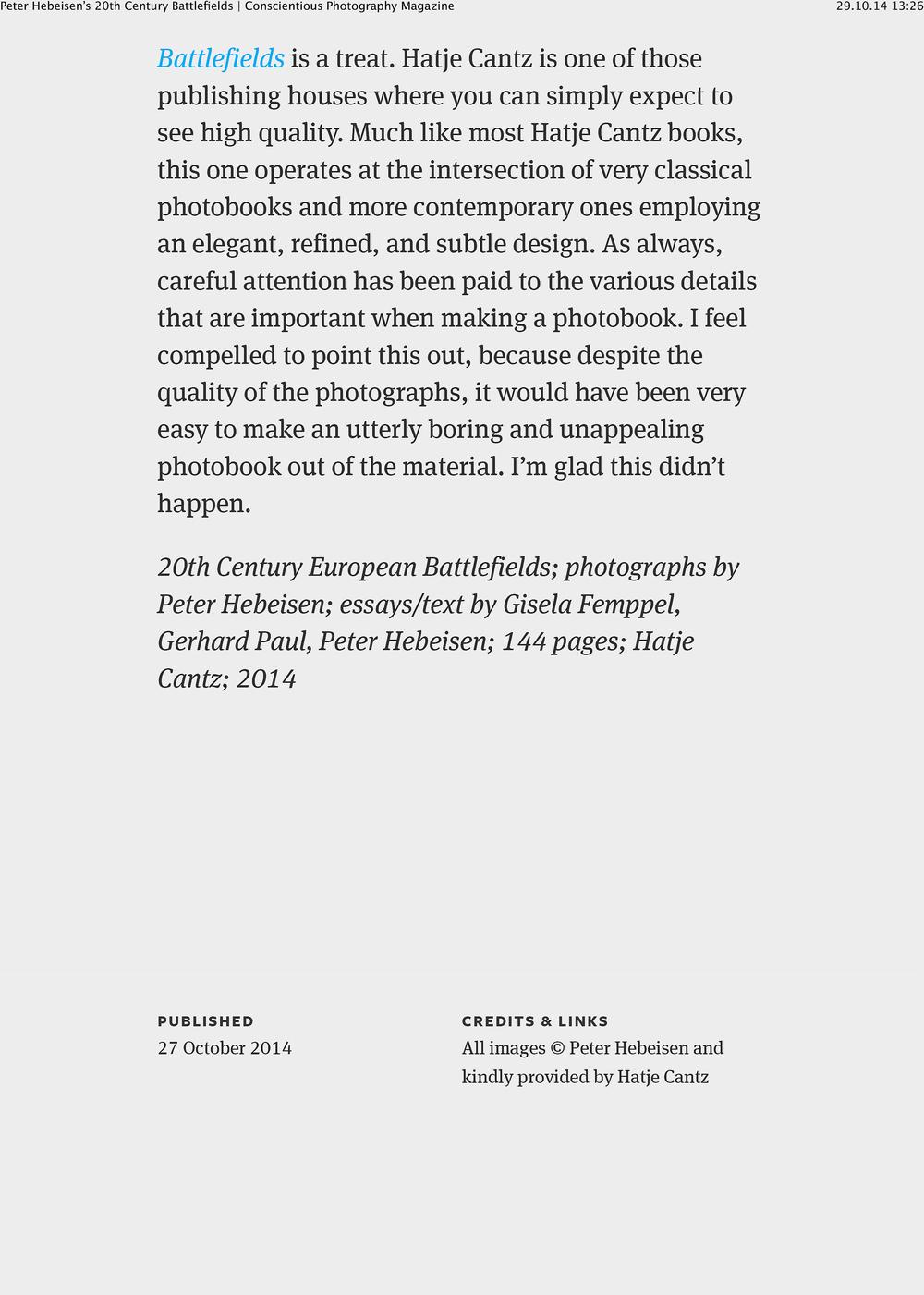 Peter Hebeisen's 20th Century Battlefields | Conscientious Photography Magazine-6 Kopie.jpg