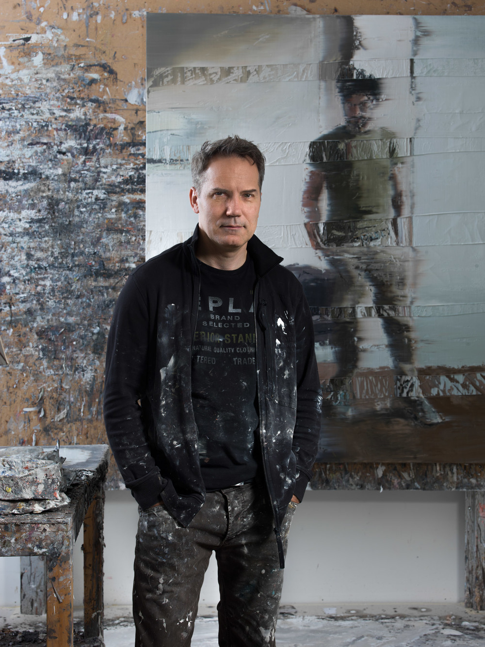 Andy Denzler, Artist