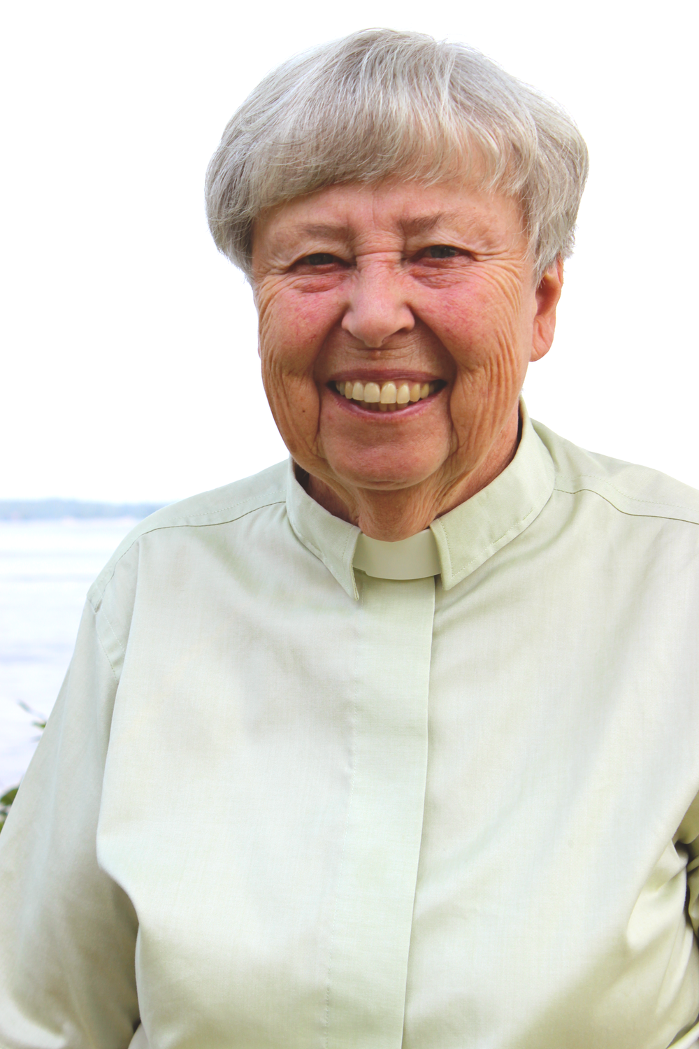 The Rev. Sue Curtis