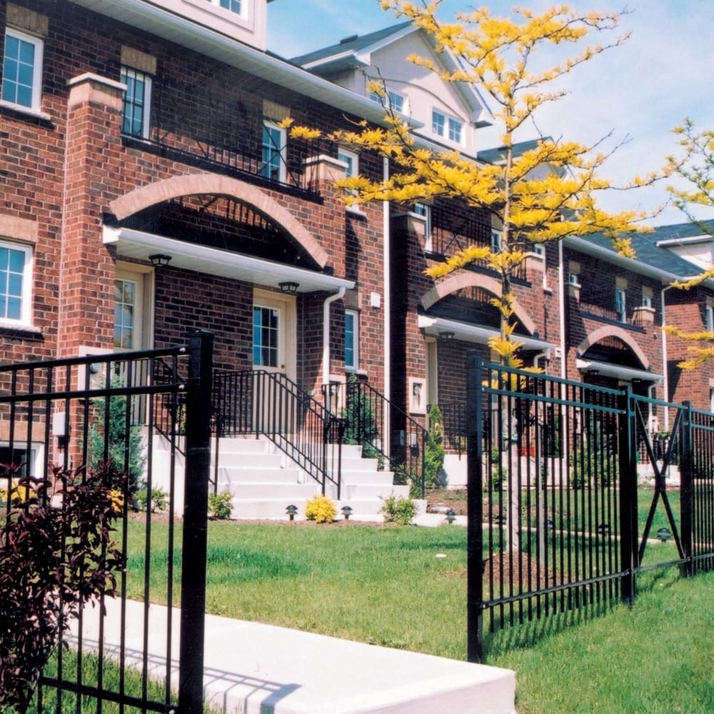 2006: Garden Park Town Homes - Whitby, Ontario
