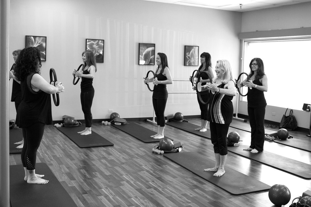 Core Method Pilates Group Class Schedule – Pilates in Chicago's North Shore