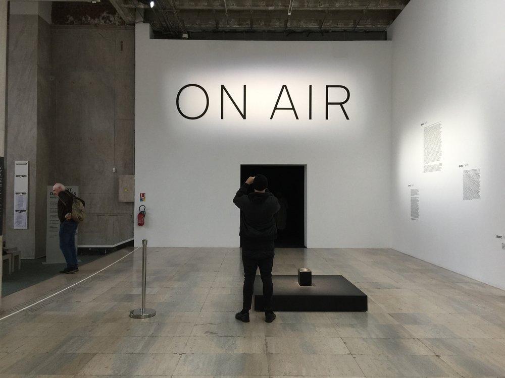 Tomas Saraceno, Palais de Tokyo à Paris du 17 octobre au 6 janvier 2018.
