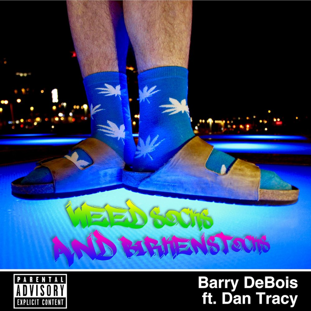 weed socks album cover