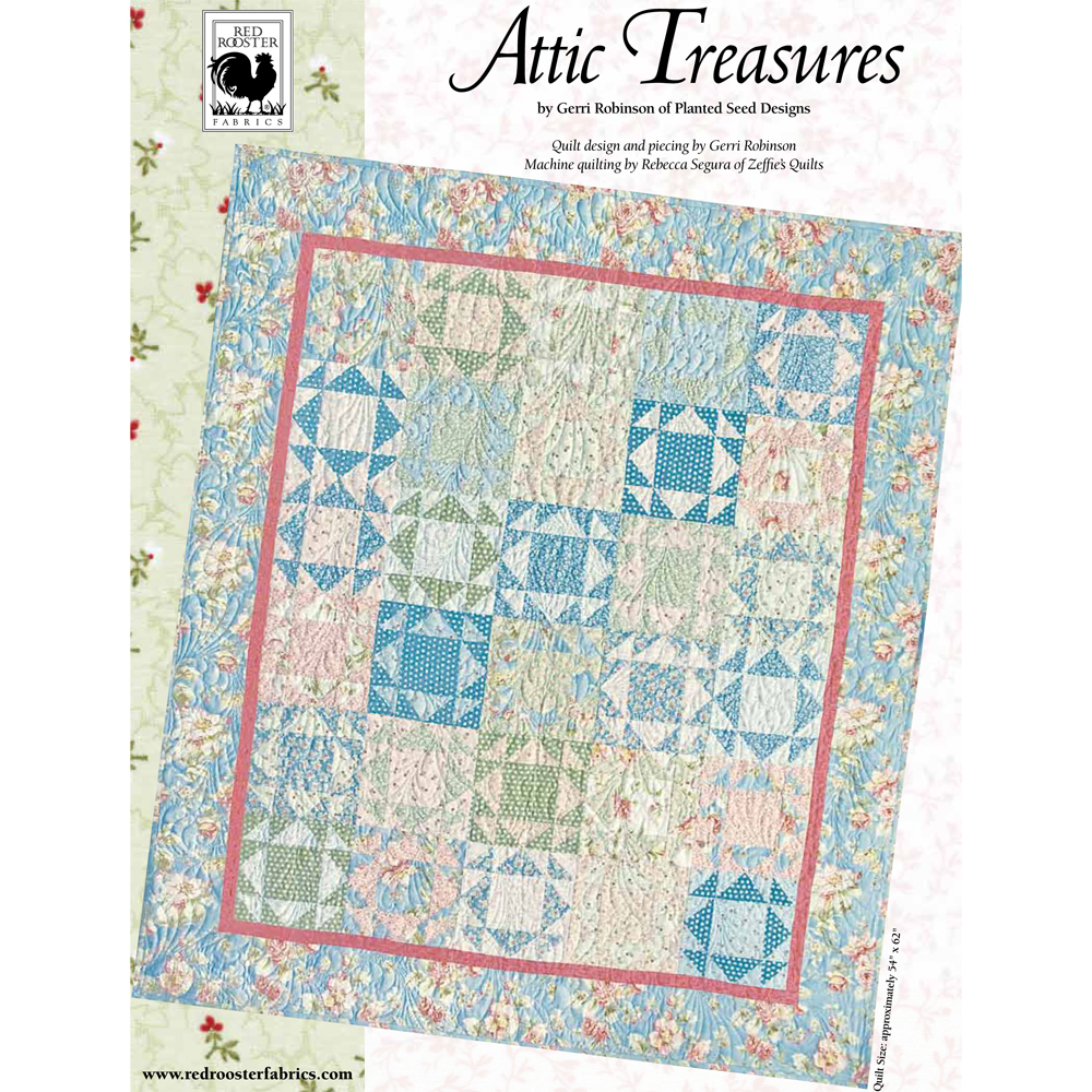 Attic Treasures<br />FREE PATTERN