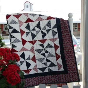 Hometown Tradition<br>FREE PATTERN