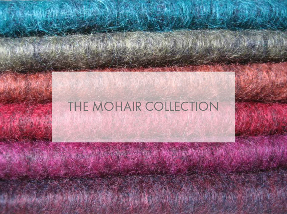 Green Grove Weavers The Mohair Collection