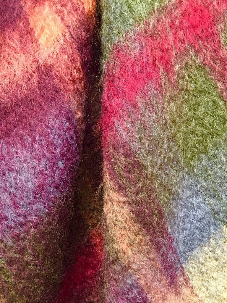 Luxurious Mohair